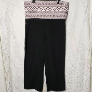 💖PINK Victorias Secret Yoga pants L